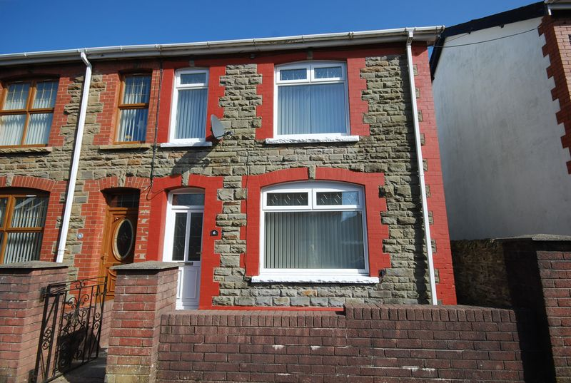 3 Bedrooms Semi Detached House for sale in 6 Dunraven Street, Cwmgwrach, Neath, SA11 5PB