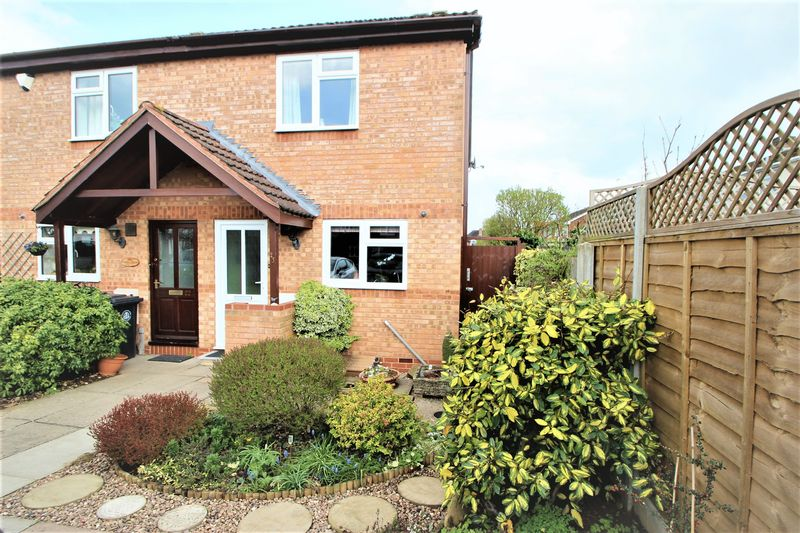 2 Bedrooms Semi Detached House for sale in Scott Close, Bidford on Avon