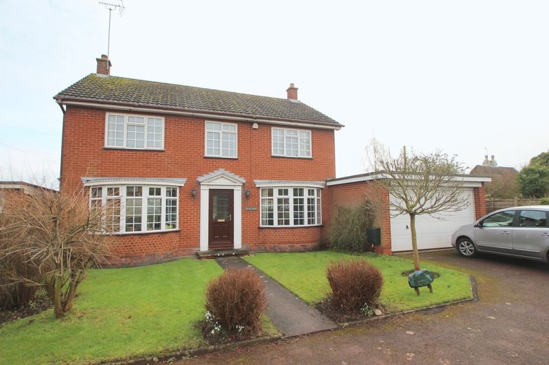 4 Bedrooms Detached House for sale in Birmingham Road, Kings Coughton