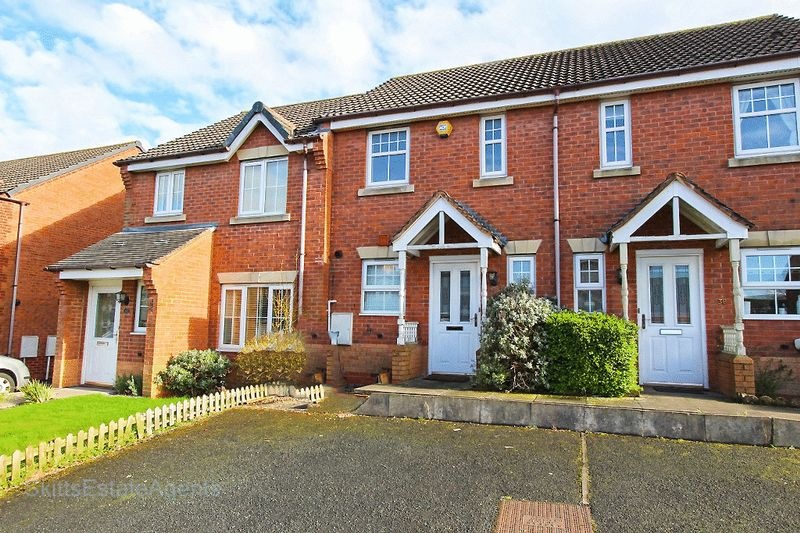 2 Bedrooms Terraced House for sale in Alderley Crescent, Walsall