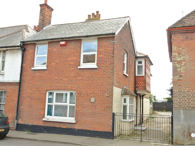 4 Bedrooms Terraced House for sale in The Street, Ash