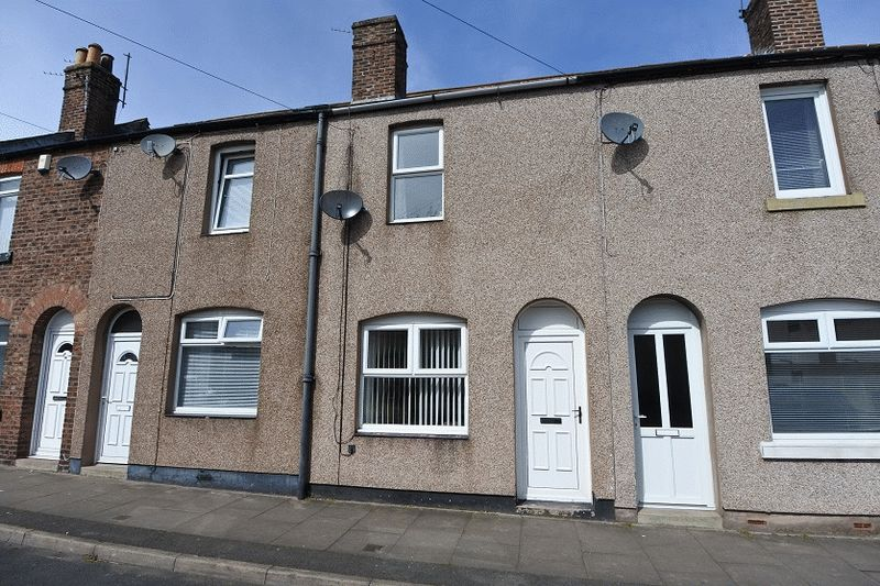 2 Bedrooms Terraced House for sale in Millholme Avenue, Carlisle
