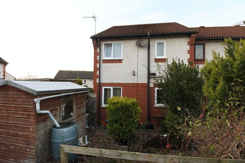 1 Bedroom Terraced House for sale in Gleneagles Drive, Carlisle
