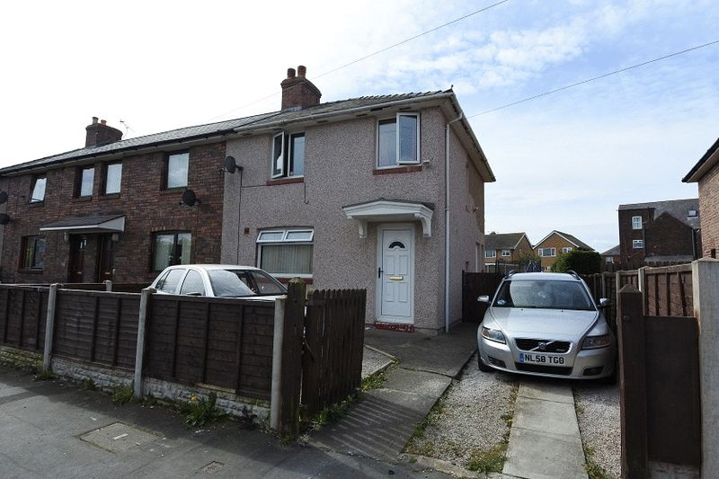 3 Bedrooms Terraced House for sale in Sewell Road, Carlisle
