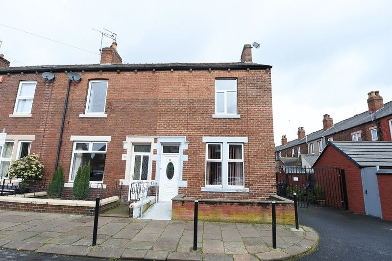 3 Bedrooms Terraced House for sale in Dale Street, Carlisle