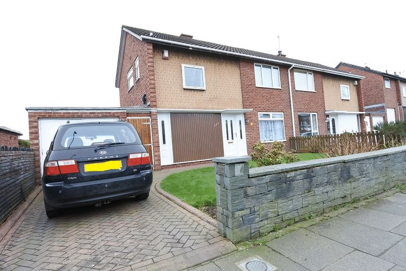 3 Bedrooms Semi Detached House for sale in Wigton Road, Carlisle