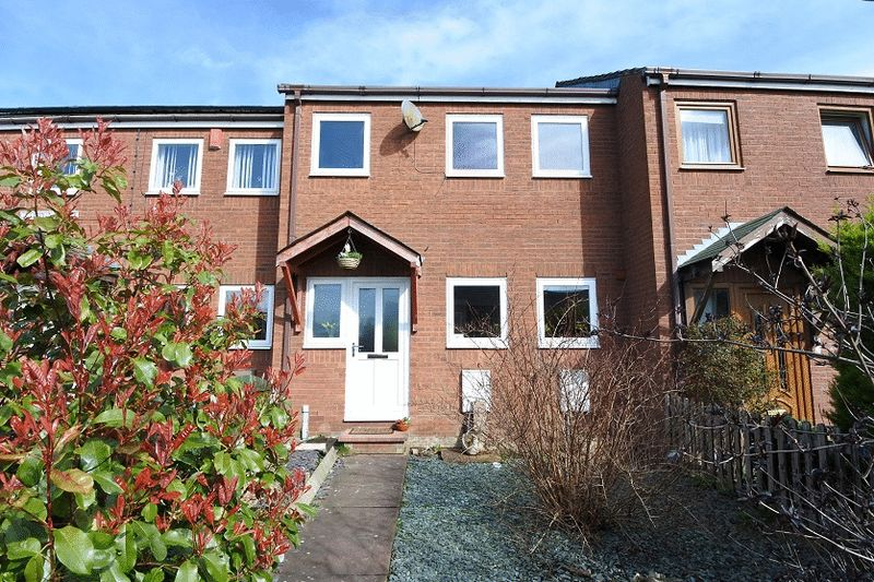 3 Bedrooms Terraced House for sale in Goodwin Place, Carlisle