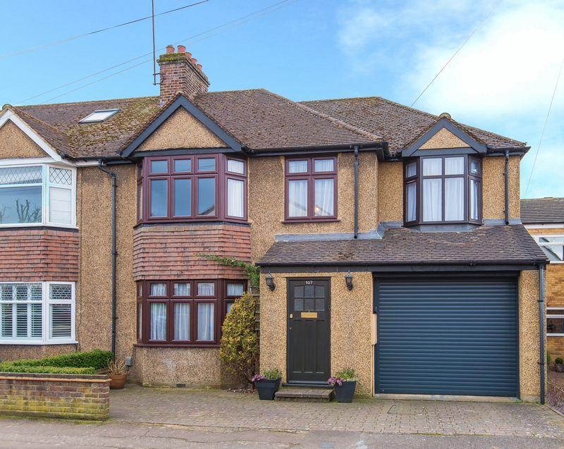 4 Bedrooms Semi Detached House for sale in Kingsland Road, Hemel Hempstead