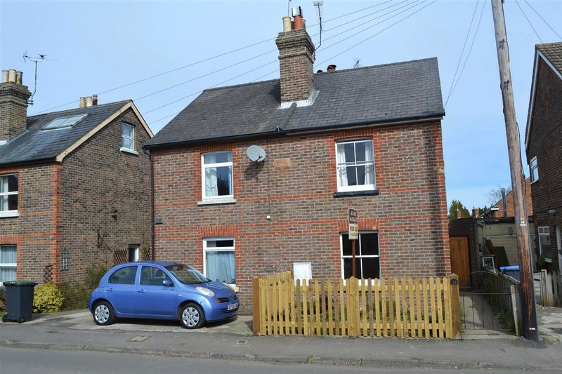3 Bedrooms Semi Detached House for sale in School Lane, Ashurst Wood