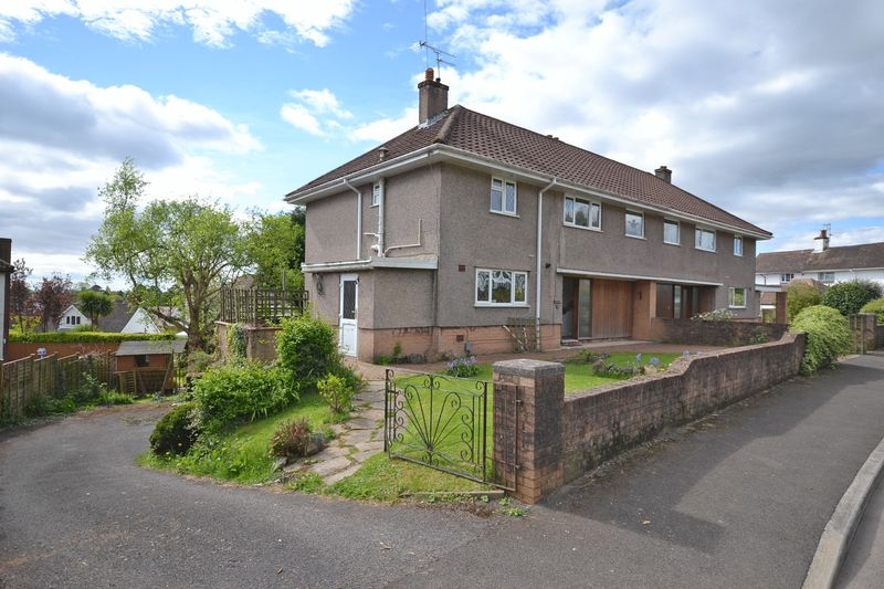 4 Bedrooms Semi Detached House for sale in Outstanding Family House, Ridgeway Park Road, Newport