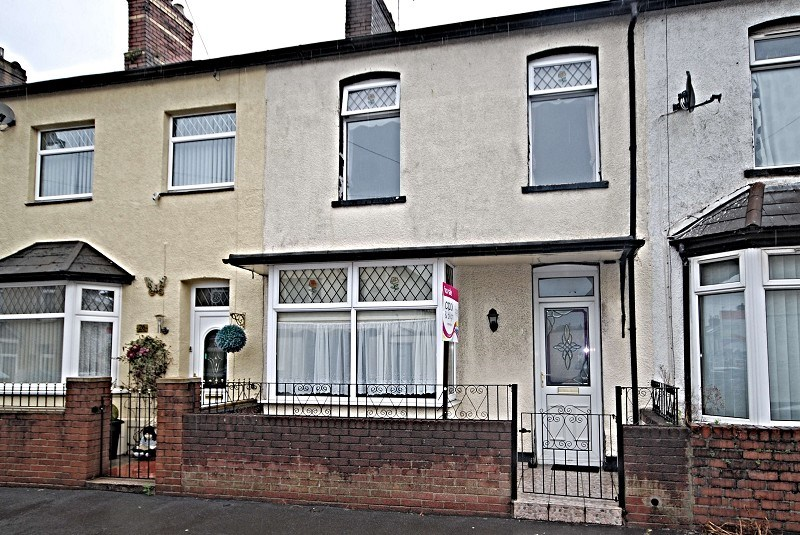 2 Bedrooms Terraced House for sale in Constance Street, Newport