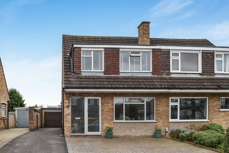 3 Bedrooms Semi Detached House for sale in Townsend, Abingdon