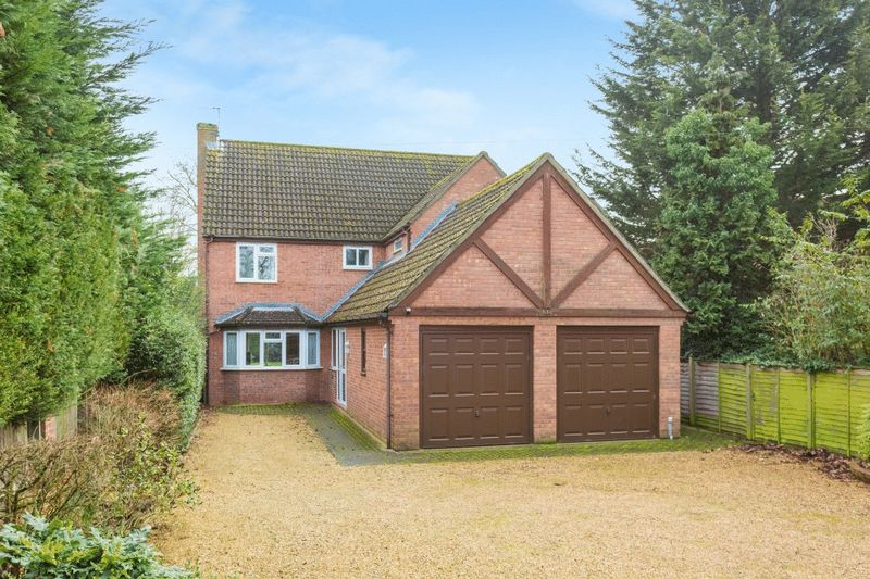 4 Bedrooms Detached House for sale in 63a Oxford Road, Abingdon