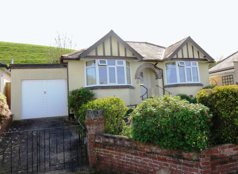 2 Bedrooms Detached Bungalow for sale in Follaton Bungalows, Totnes
