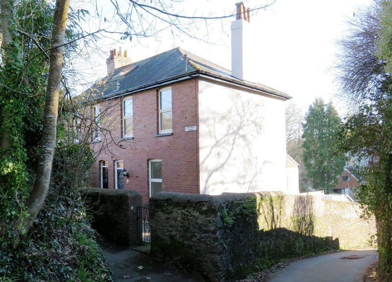 2 Bedrooms House for sale in Sunnymead Terrace, Totnes