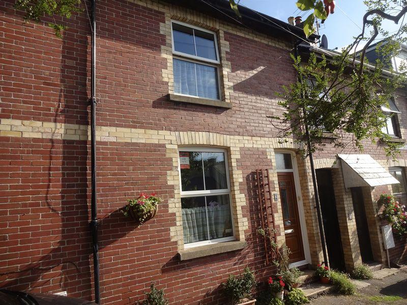 2 Bedrooms Cottage House for sale in Totnes