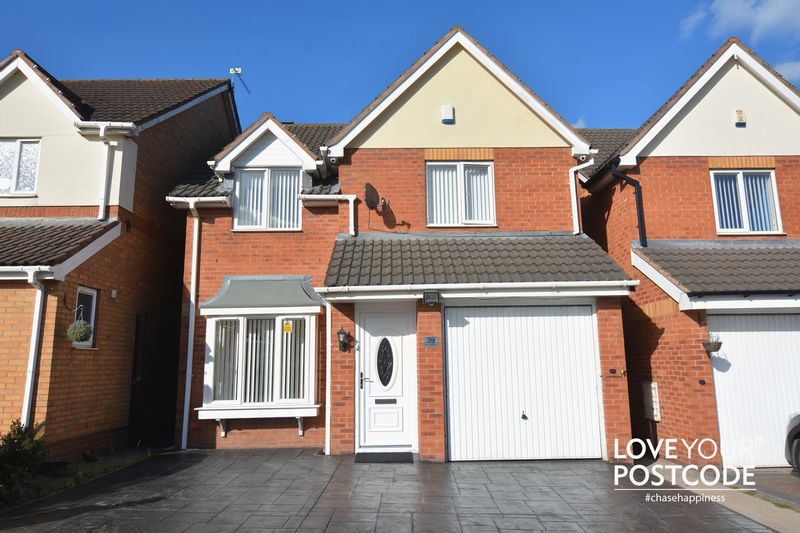 4 Bedrooms Detached House for sale in Dudley Road East, Oldbury B69 3HL