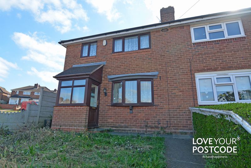 3 Bedrooms Semi Detached House for sale in Barncroft Road Oldbury, Tividale B69 1TU