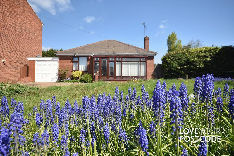4 Bedrooms Detached Bungalow for sale in Ashes Road, Oldbury, B69 4RD