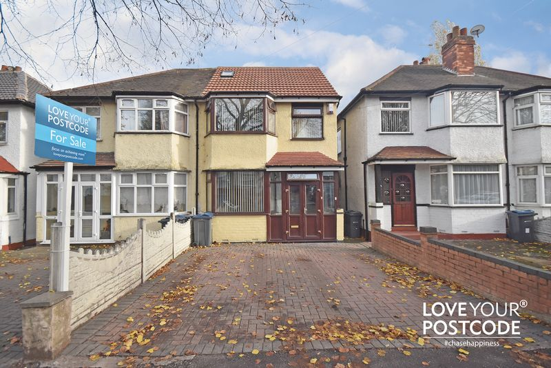 4 Bedrooms Semi Detached House for sale in Cateswell Road, Birmingham B11 3DT