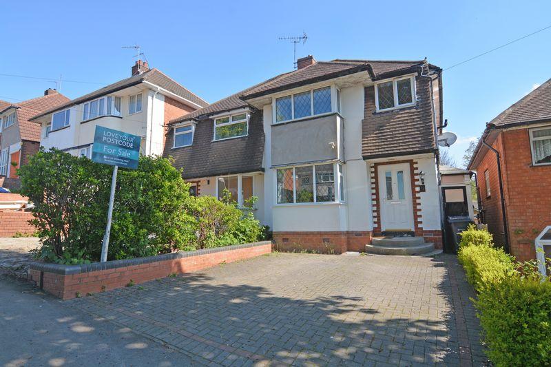 3 Bedrooms Semi Detached House for sale in Yarningale Road, Kings Heath, Birmingham B14 6NB
