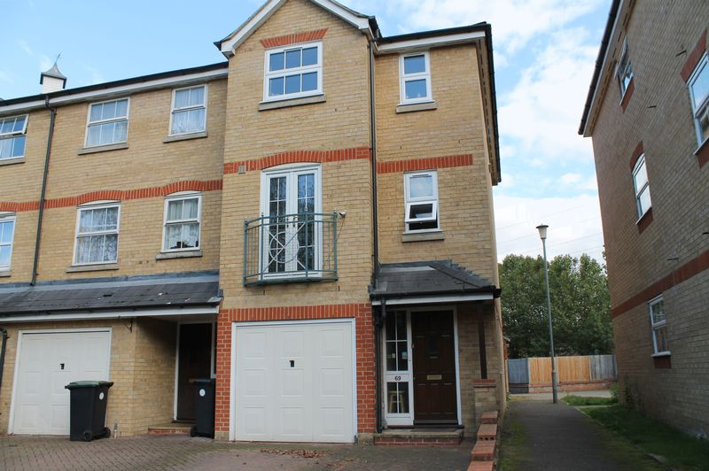 Harston Drive, Enfield