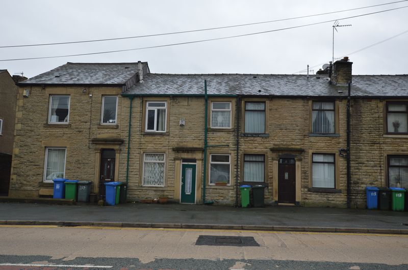 1 Bedroom Terraced House for sale in New Road, Littleborough