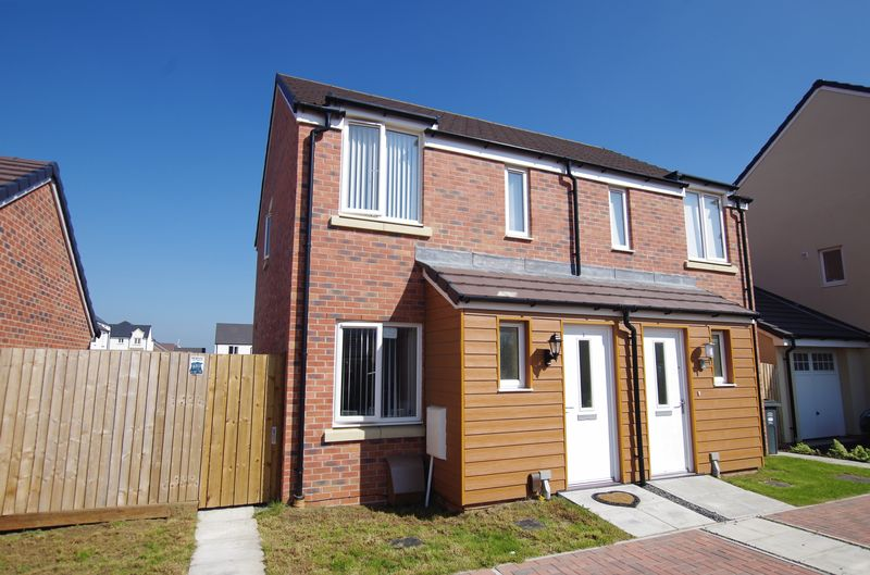 2 Bedrooms Semi Detached House for sale in HAYWOOD VILLAGE