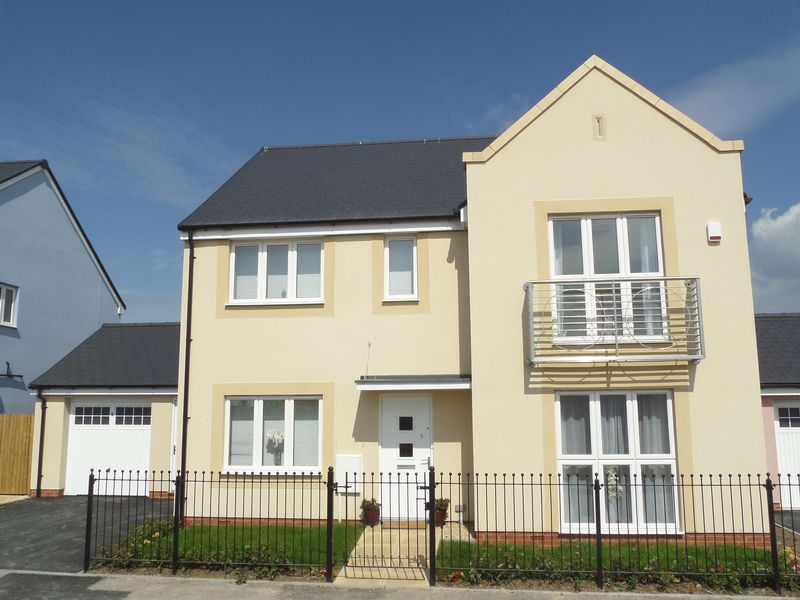 5 Bedrooms Detached House for sale in COPPICE, HAYWOOD VILLAGE