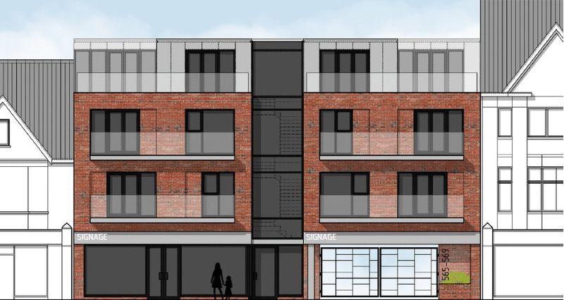 1 Bedroom Flat for sale in London Road, Westcliff-On-Sea