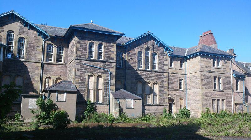 St Aidans School House, Berwick, TD15