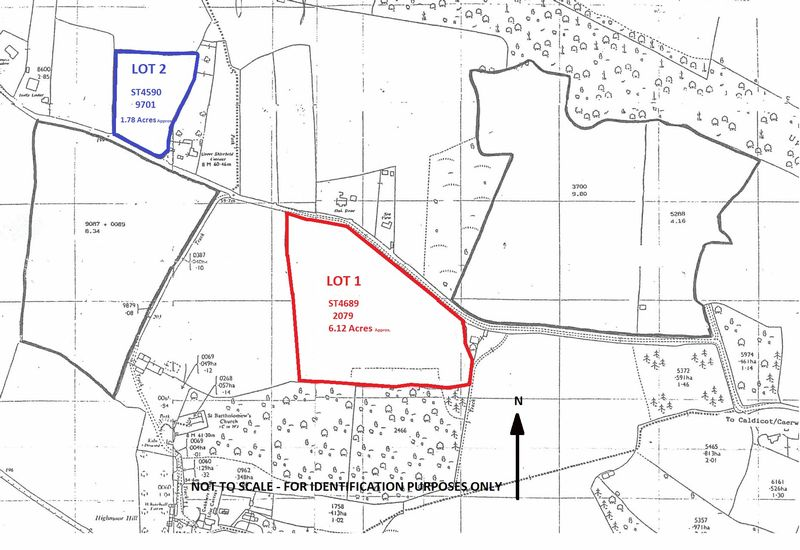 Property for sale in Five Lanes, Caerwent