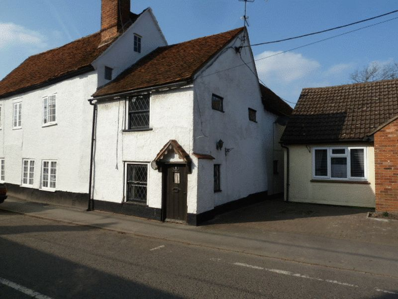 2 Bedrooms Terraced House for sale in West Street, Tollesbury