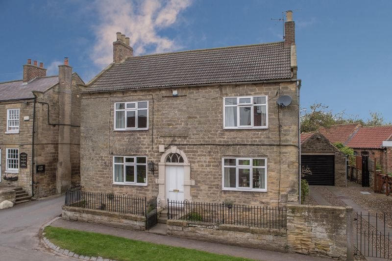 4 Bedrooms Detached House for sale in Rainton, Thirsk