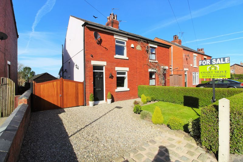 2 Bedrooms Semi Detached House for sale in Shore Road, Hesketh Bank, Preston
