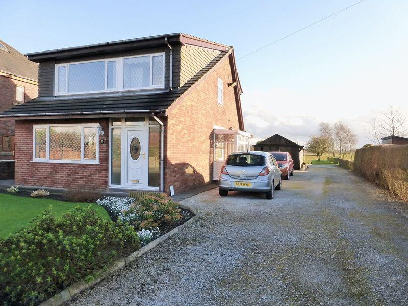 3 Bedrooms Detached House for sale in Fermor Road, Tarleton, Preston