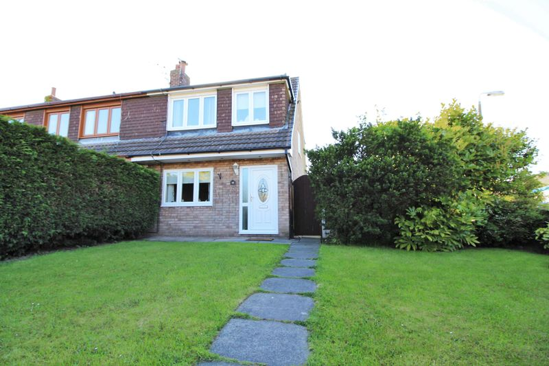 3 Bedrooms Semi Detached House for sale in Delta Park Drive, Hesketh Bank, Preston