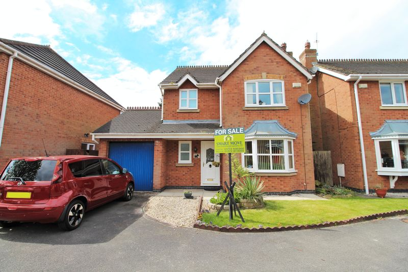 3 Bedrooms Detached House for sale in Foxglove Close, Hesketh Bank, Preston