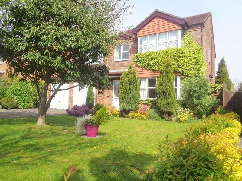 4 Bedrooms Detached House for sale in Cotton Smith Way, Nettleham