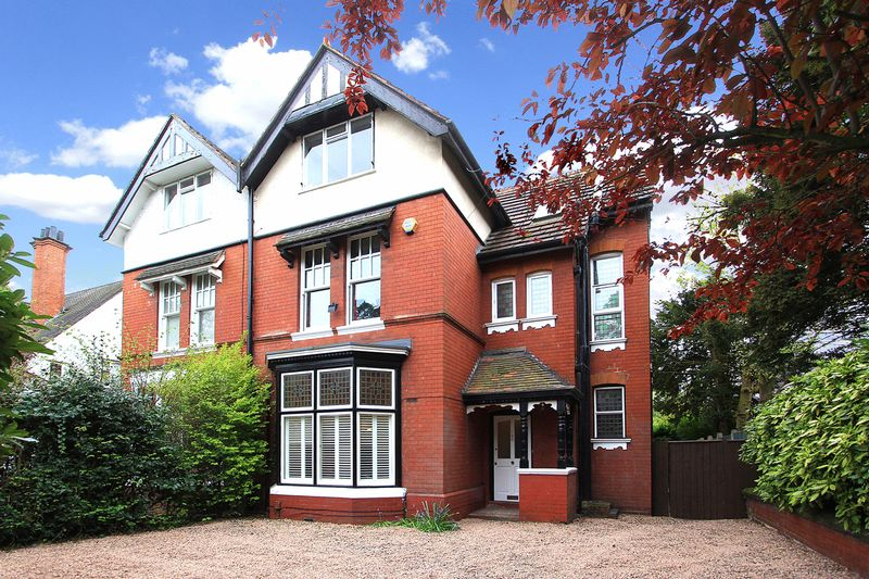 5 Bedrooms Semi Detached House for sale in TETTENHALL ROAD, Wolverhampton
