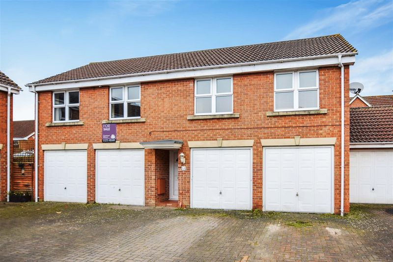 2 Bedrooms Detached House for sale in Longridge Way, Weston-Super-Mare