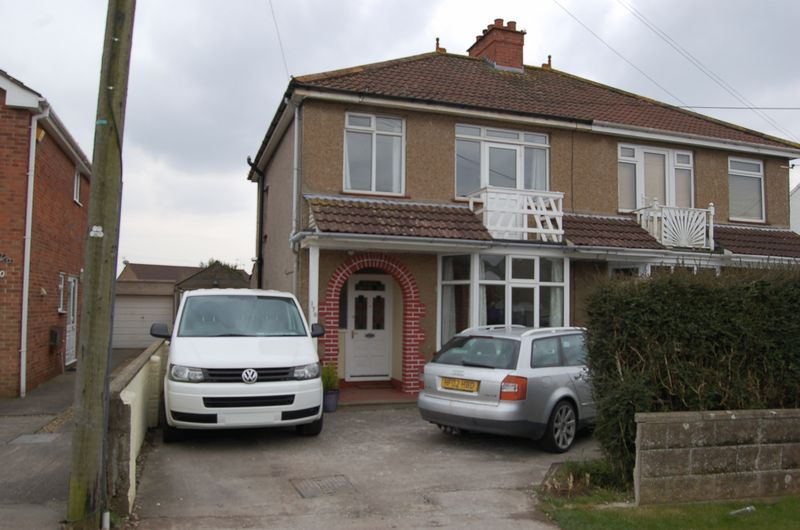3 Bedrooms Semi Detached House for sale in Worle