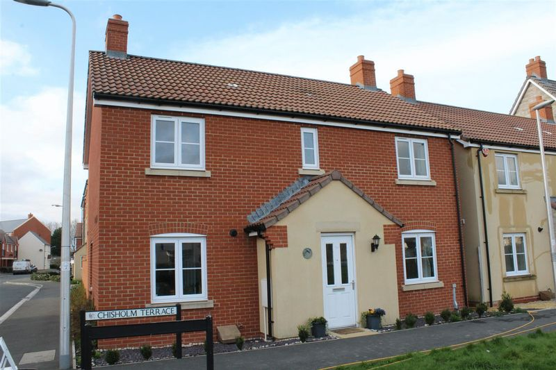 4 Bedrooms Detached House for sale in Chisholm Terrace, Weston-Super-Mare