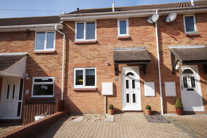 3 Bedrooms Terraced House for sale in Wren Way, Portchester