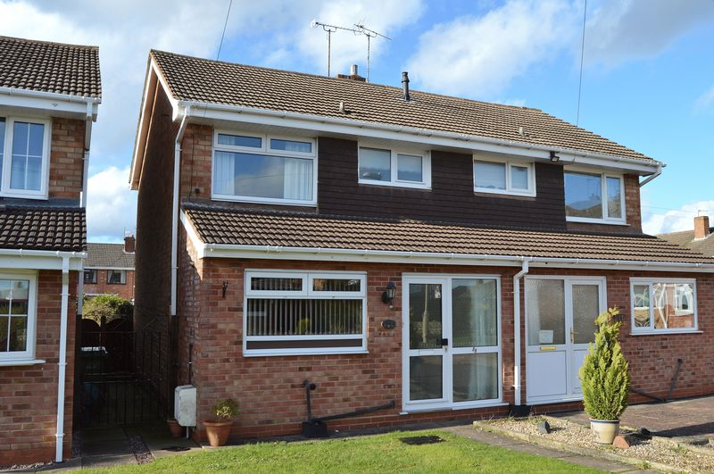 3 Bedrooms Semi Detached House for sale in Burrows Road, Kingswinford