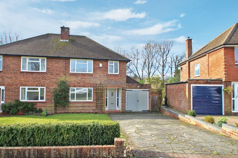 3 Bedrooms Semi Detached House for sale in Tylers Green