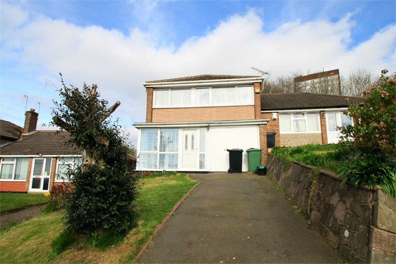 3 Bedrooms Semi Detached House for sale in London Heights, DUDLEY