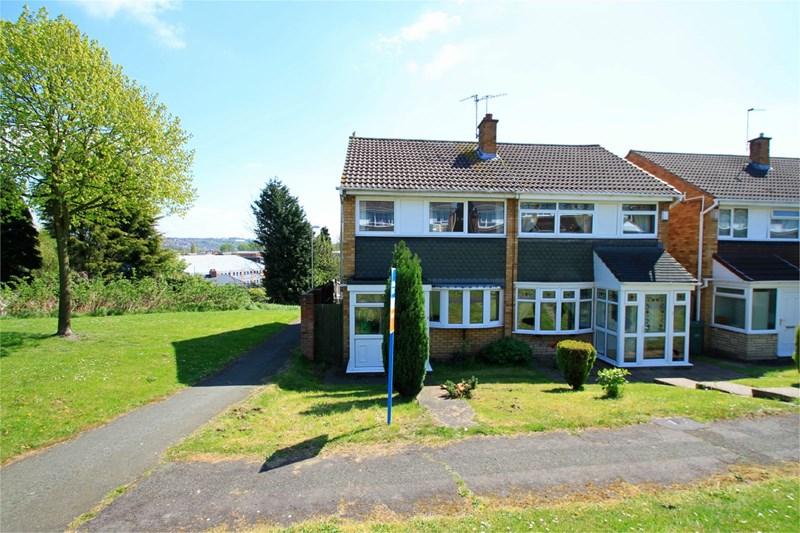 3 Bedrooms Semi Detached House for sale in Blakeley Walk, DUDLEY