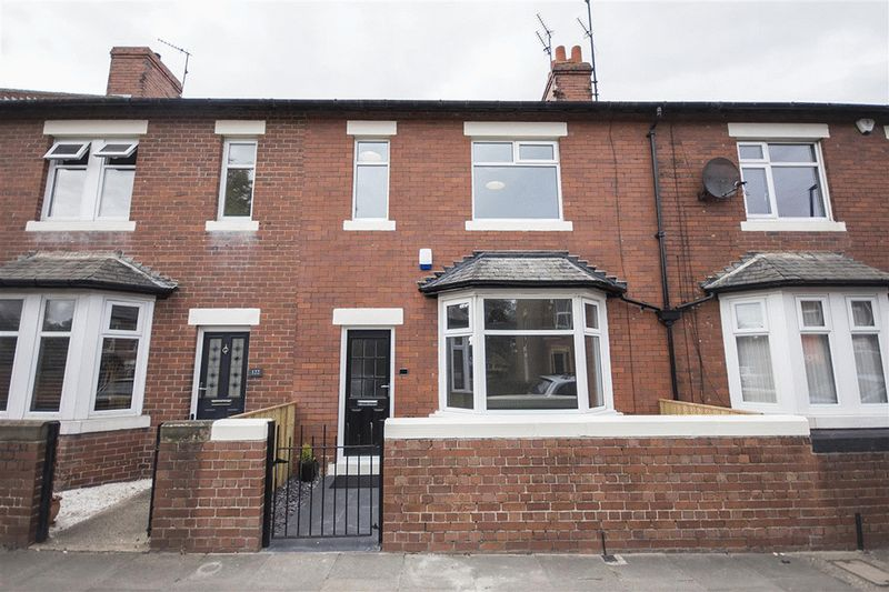 2 Bedrooms Terraced House for sale in Salters Road, Newcastle Upon Tyne