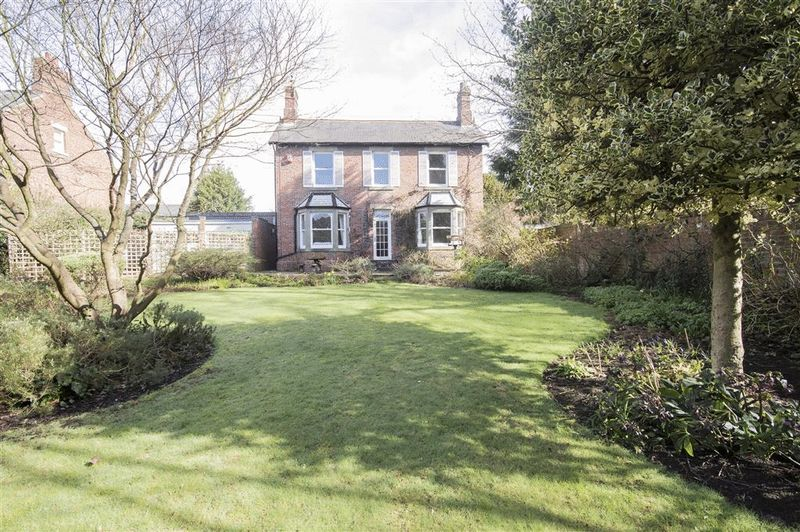 5 Bedrooms Detached House for sale in Netherlea, Morpeth